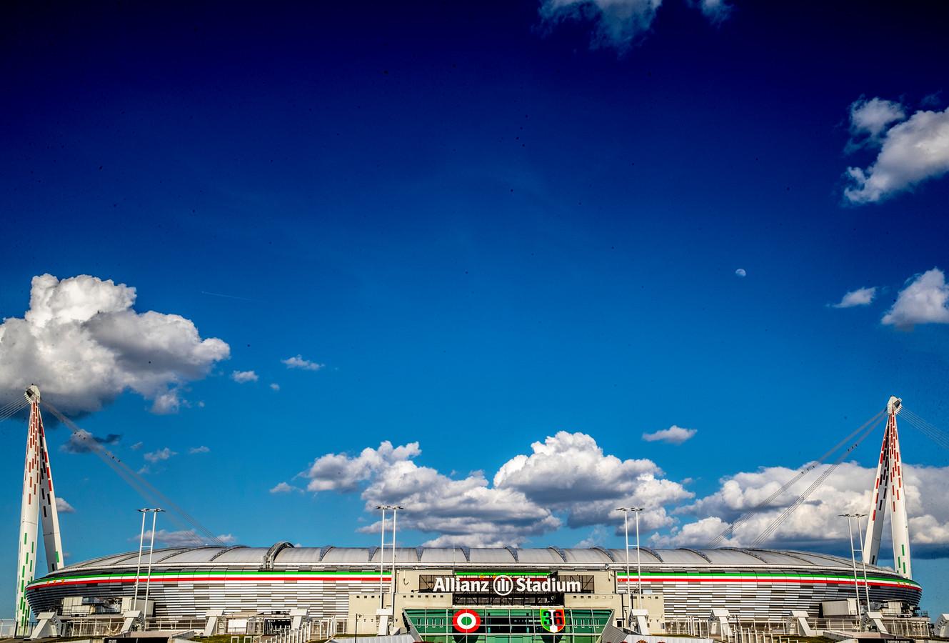 Het Allianz-stadium.