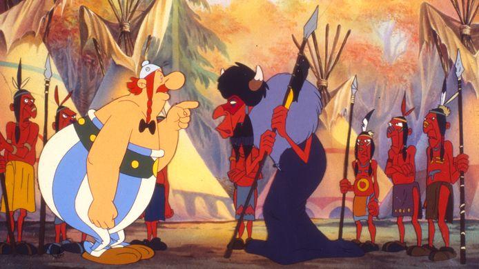 """""""Tintin en Amérique"""", """"Astérix et les Indiens"""" ou encore trois albums de Lucky Luke sont ainsi passés à la trappe pour l'utilisation notamment du terme """"Peau Rouge"""", une représentation des personnages autochtones jugée non conforme voire injurieuse (figures d'ivrognes, paresseuses, stupides...)"""