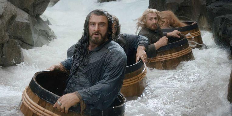 Richard Armitage in The Hobbit: The Desolation of Smaug (Peter Jackson, 2013). Beeld
