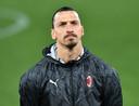 Zlatan Ibrahimovic is volgende week niet alleen te zien in de Serie A, maar ook op het muziekfestival van Sanremo.