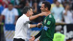 Waarom Rafael Marquez van de FIFA op dit WK nooit 'Man van de Match' mag worden