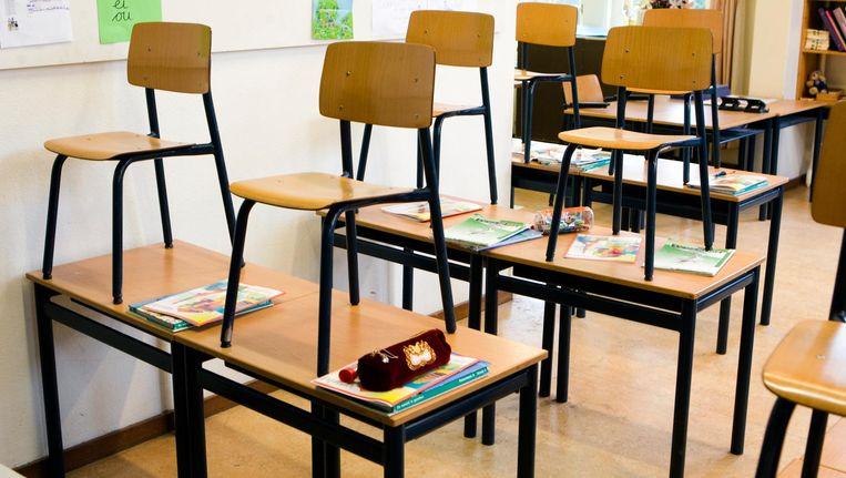 Klein Amsterdam moet een basisschool in Noord worden waar kinderen leren in de 'tussenruimte' Beeld anp