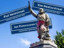 Hoe vaak zijn 'racistische' straatnamen al veranderd in Den Haag?