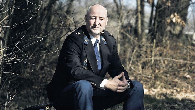 Commissaris Roel Willekens Beeld Koen Verheijden