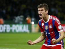 Le Bayern remporte la Coupe d'Allemagne face à Dortmund