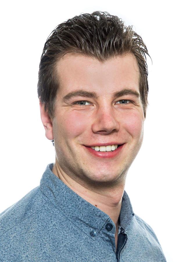 Alex Rebergen.