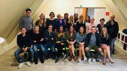 Klasreünie L6A Sint- Jozefschool