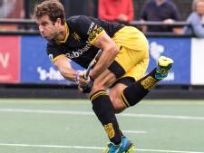 Mutaties bij HC Den Bosch: Smith verlengt, Van Doren gaat, Versteeg komt