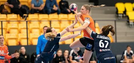 Nycke Groot komt terug op besluit en wil met handbalsters naar Olympische Spelen