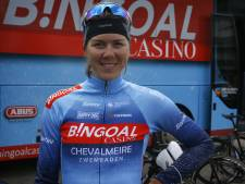 Opmerkelijke rentree Thalita de Jong in Tour d'Ardeche: 'Ik begrijp het zelf ook niet goed'