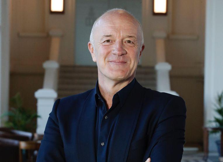 Geert Hoste. Beeld Kristof Ghyselinck