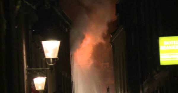 Brand midden in feestend maastricht onder controle for Kebabzaak amsterdam