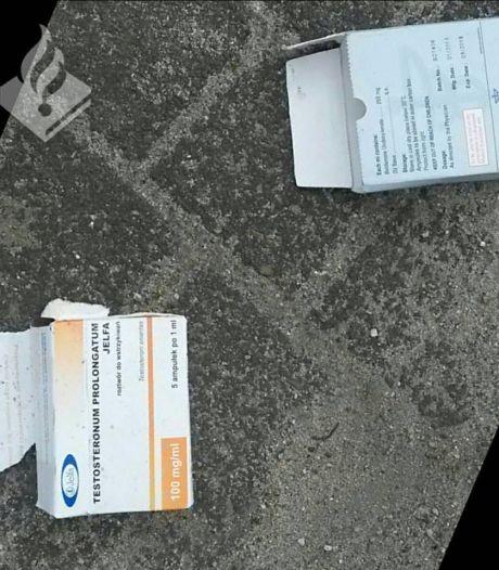 Spuiten met anabole steroïden gevonden in speeltuin in Helmond