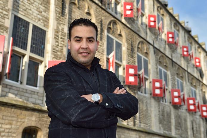 Ook Mohammed Mohandis maakt zich sterk voor het Verstelhuisje.