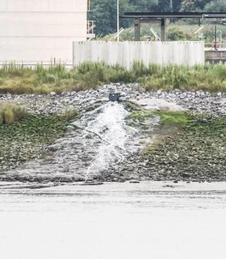 L'entreprise 3M déverse illégalement une substance toxique dans l'Escaut