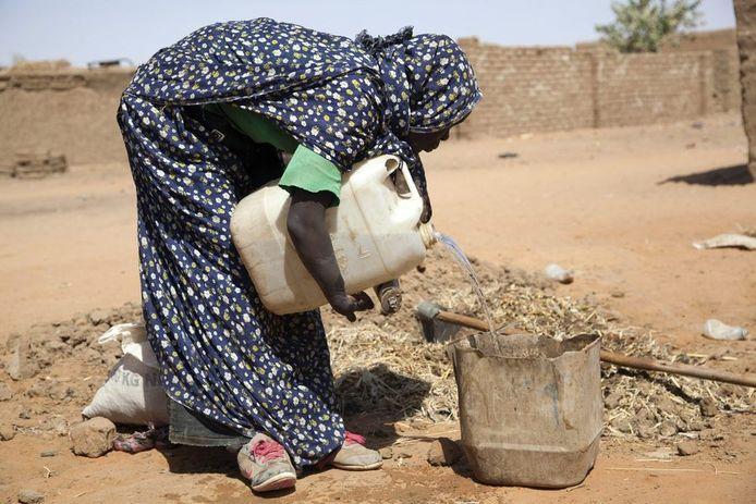 De regio Darfoer wordt al sinds 2003 geteisterd door hongersnoden, conflicten en geweld.