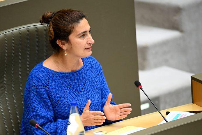"""Minister Zuhal Demir (N-VA) kondigde gisteren al aan dat ze vandaag met de Vlaamse regering zou bekijken welke opties er mogelijk zijn voor de """"gedupeerden""""."""