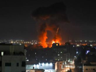 Opnieuw Israëlische luchtaanvallen op Gaza