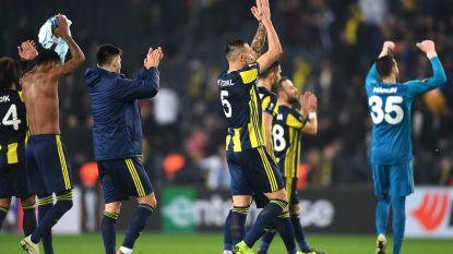 FT buitenland (12/2). Fenerbahçe klopt Zenit in Europa League - Atlético recupereert Costa voor duels met Juventus