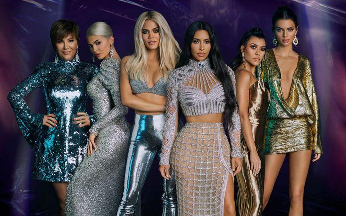 'Keeping up with The Kardashians' was 20 seizoenen lang op tv te zien.