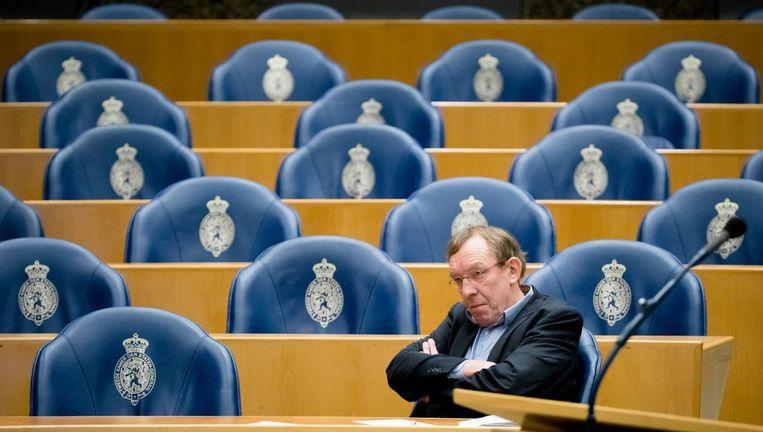 Wie wordt de opvolger van Paul Ulenbelt (SP)? Beeld Anp