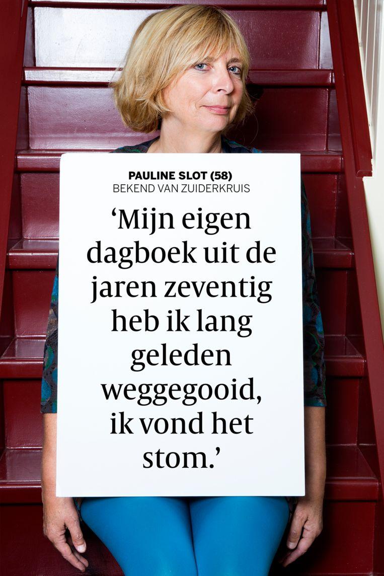 Pauline Slot. Beeld Eva Roefs