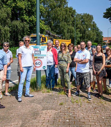 Omwonenden N640 blij met snelheidsverlaging: 'Maar ga het dan wel handhaven'
