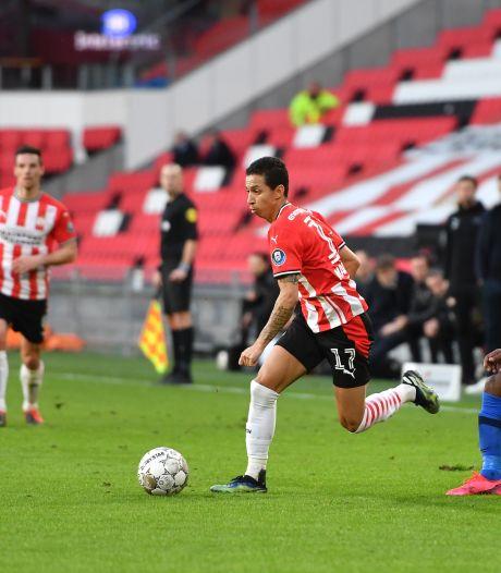 Mauro Júnior wil zijn creatieve kant bij PSV beter gaan benutten: 'Ik kan hard werken én voetballen'
