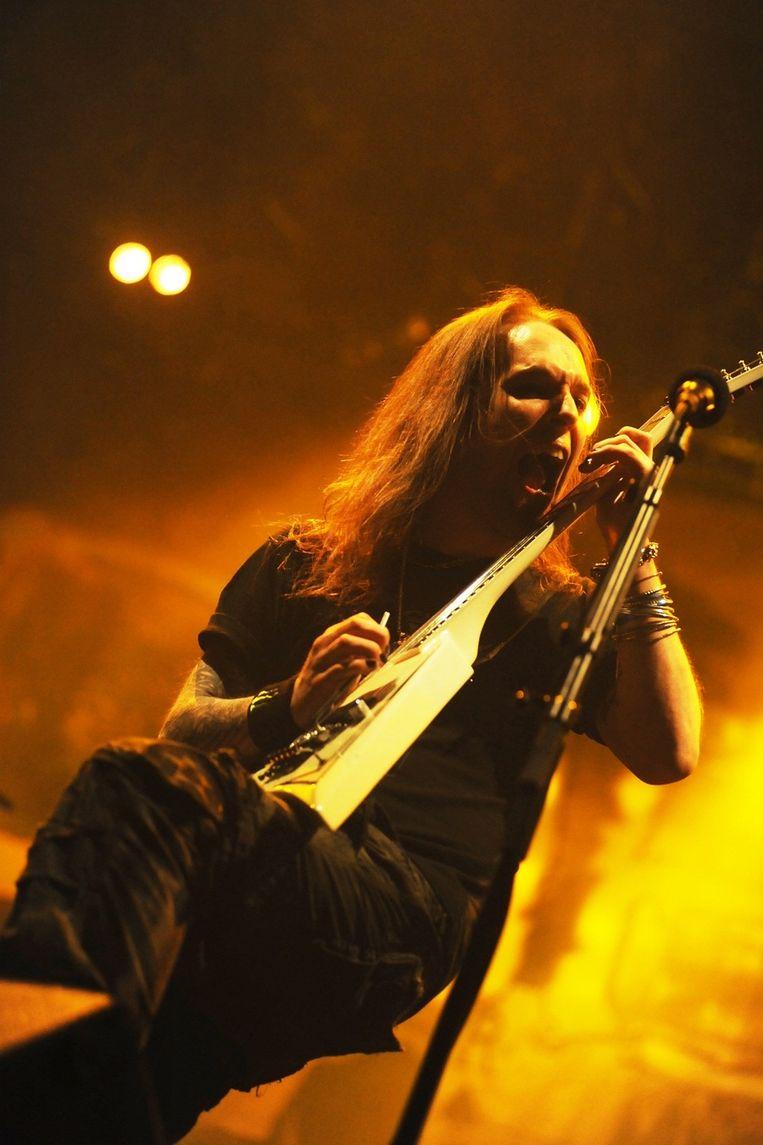 Children of Bodom: moet er nog 'fuck' zijn? Beeld