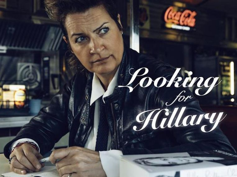 Looking for Hillary Beeld Margriet van der Linden