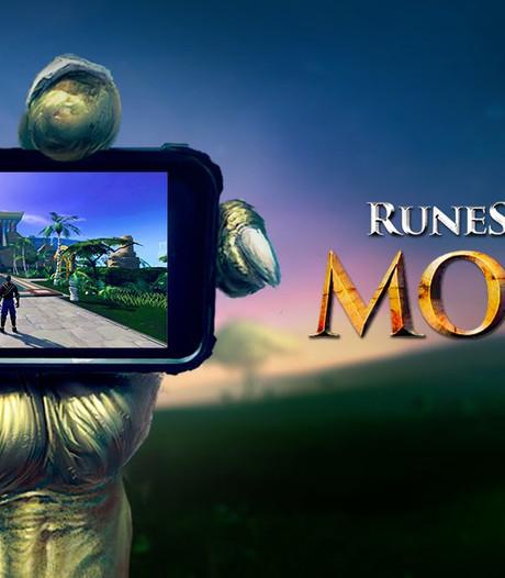Populaire online game RuneScape komt naar smartphones