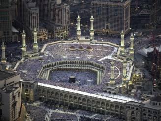 """Zestigduizend gevaccineerde Saoedi's mogen op """"grote bedevaart"""" naar Mekka"""