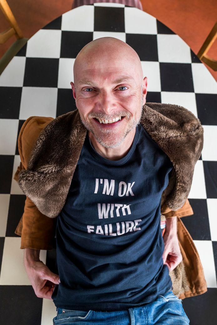 Initiatiefnemer van het Faal Festival is Remko van der Drift.