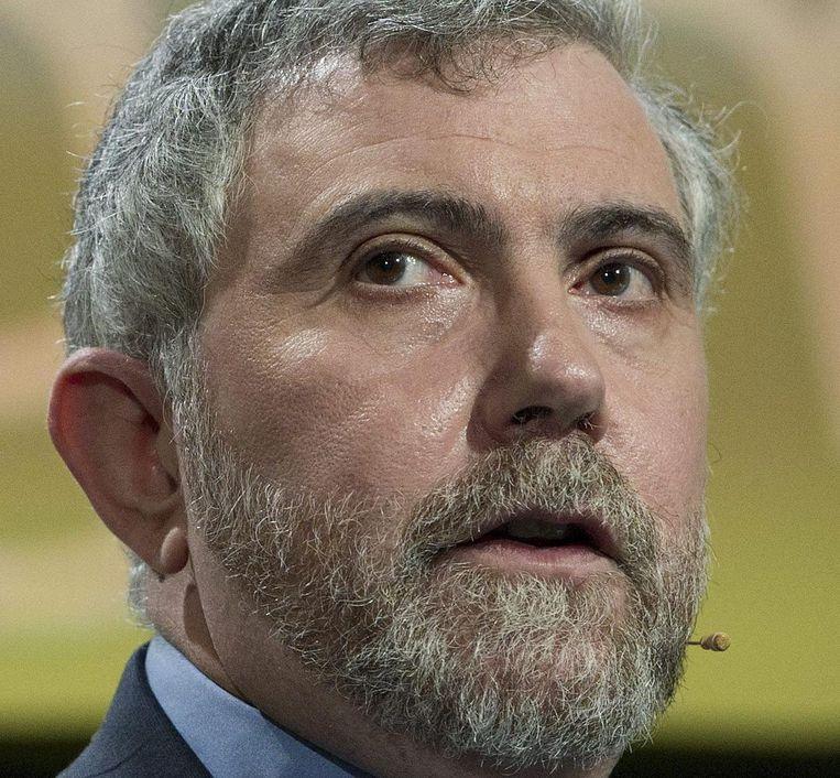Paul Krugman. Beeld rv