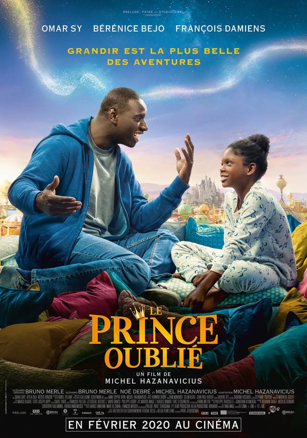 """""""Le prince oublié"""", avec Omar Sy et François Damiens"""