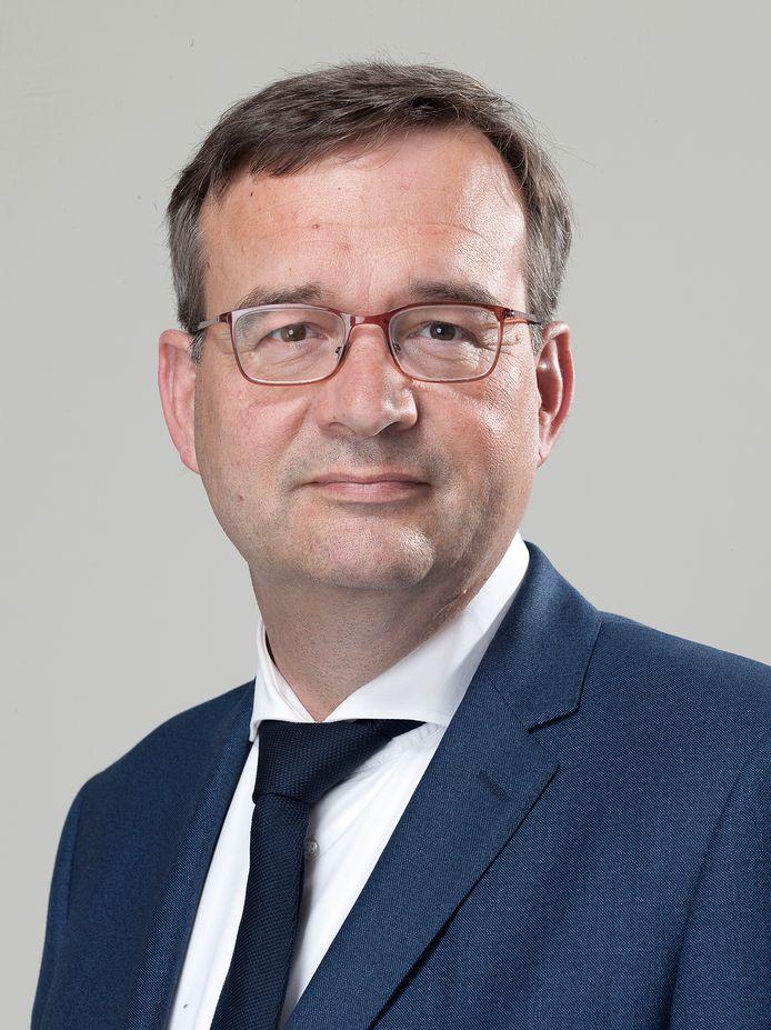 Jos van Nunen, voorzitter Raad van Bestuur Juzt