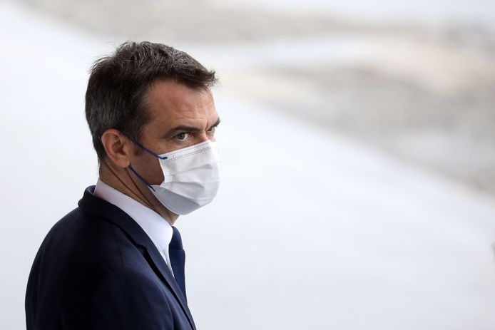 Le ministre de la santé Olivier Véran.