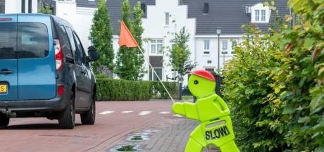 15 kilometer per uur in het Waterfront? Harderwijk zegt 'nee' tegen wens wijkbewoners