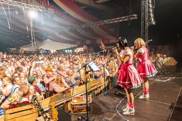 In 2019 werd het Vaassens Bier und Weinfest voor het laatst gehouden in dorpscentrum De Wieken in Vaassen.