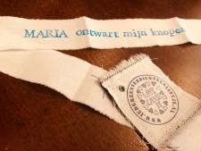 Speciale lintenactie voor Mariamaand: 'Leg een knoop voor elk probleem'