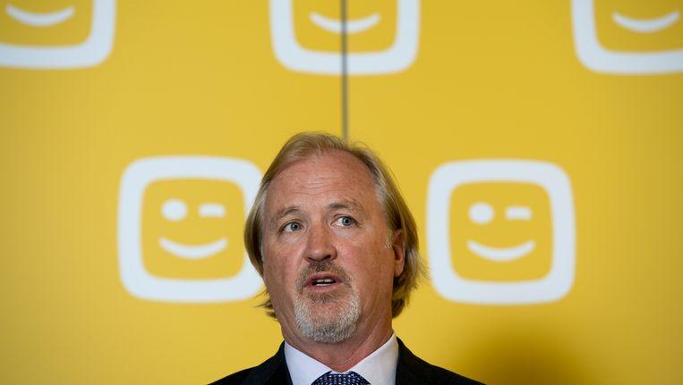 Telenet-CEO John Porter. Beeld BELGA