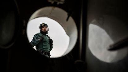 Drieduizend kilo drugs onderschept: Spaanse politie arresteert 42 mensen