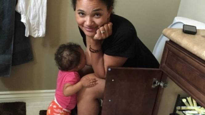 """Mama na virale borstvoedingsfoto: """"Ik deel gewoon de waarheid over moederschap"""""""