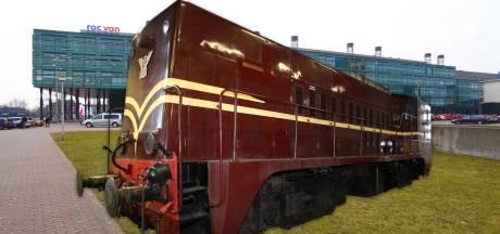 Eigenaren reuze-locomotief praten verder over geschikte plek in Hengelo