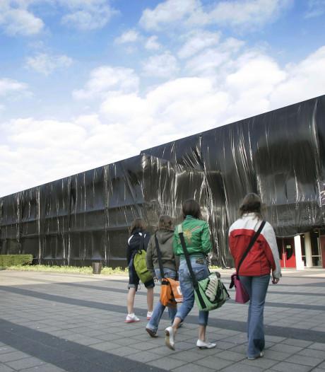 Geen eindexamenstunt maar bbq op Van Maerlant Eindhoven