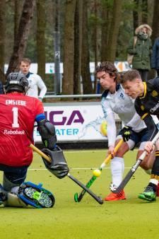HC Tilburg geen partij voor gemakkelijk scorend HGC; HC Den Bosch verslaat Amsterdam