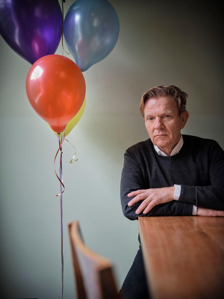 Documentairemaker Michiel van Erp. Beeld Mark Kohn