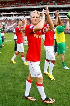 Voormalig PSV'er Oscar Hiljemark moet op zijn 28ste al stoppen met zijn carrière