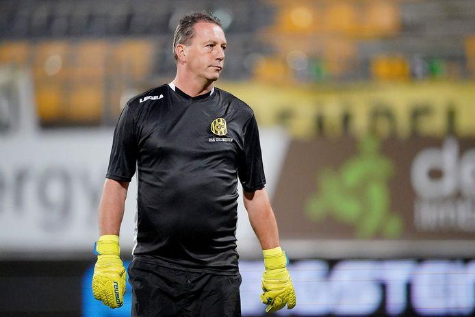 Rein van Duijnhoven is sinds dit seizoen keeperstrainer bij Roda JC.