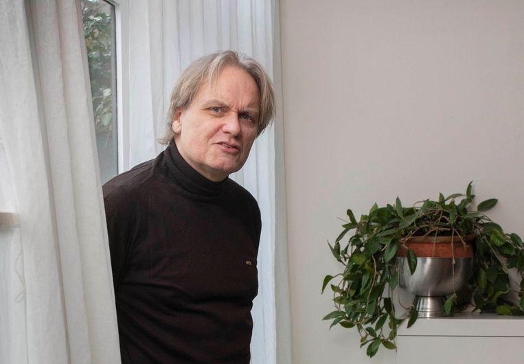 Otto Snoek.  Beeld Werry Crone